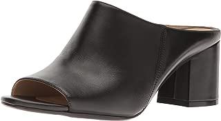 Naturalizer Women's Low Heel Leather Mule Cyprine