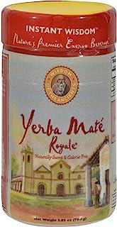 Wisdom Natural YerbaMate Royale Instant Herbal Tea - 2.82 oz