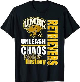 UMBC Retrievers University Maryland Basketball - T-Shirt