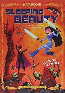 Sleeping Beauty: An Interactive Fairy Tale Adventure (You Choose: Fractured Fairy Tales)
