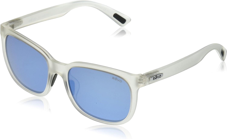 Revo Unisex Unisex RE 1055 Devin Butterfly Polarized UV Predection Sunglasses