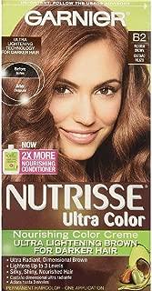 Garnier Nutrisse Ultra Color, Reddish Brown B2 1 Each (Pack of 2)