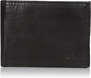 Dockers Men's Leather Traveler Wallet