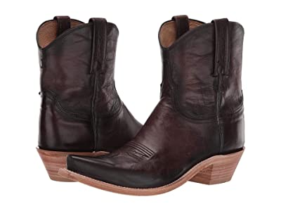 Lucchese Gaby (Chocolate) Cowboy Boots