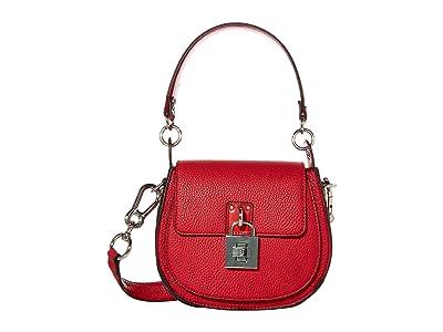 Steve Madden Baubree (Red) Cross Body Handbags