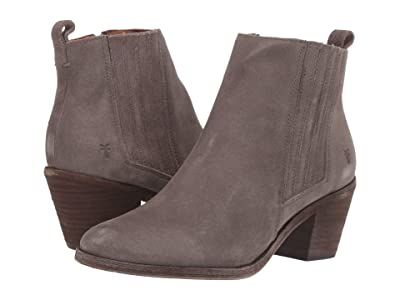 Frye Alton Chelsea (Grey Oiled Suede) Women