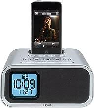 iHome iH22SV Alarm Clock Speaker System for iPod