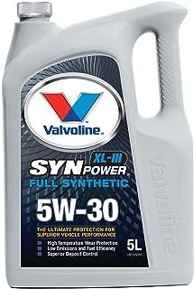 Motoröl 5W30 XL-III C3 5 Liter SYNPOWER Mobil 5585617