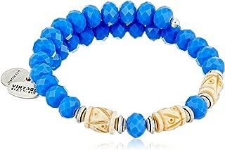 Womens Deep Sea Wrap Bracelet