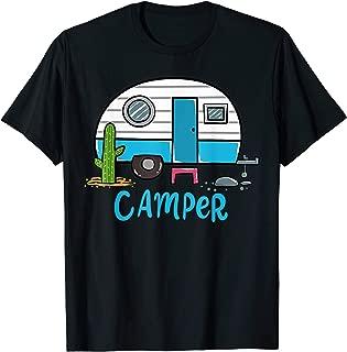 Camping Camper RV T-Shirt