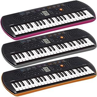 Casio SA-78 44-Key Mini Personal Keyboard (Renewed)