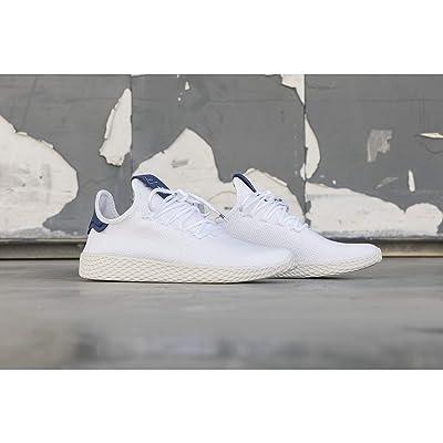 adidas Originals PW Tennis HU (Footwear White/Footwear White/Chalk White 2) Women