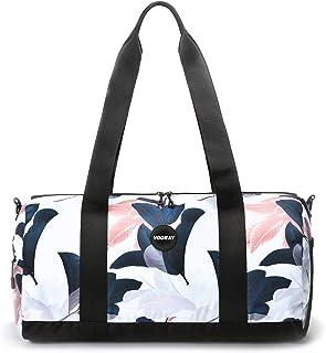 Vooray Iconic Duffel Bag, Weekender Bag, Gym Bag for Women (Guava)