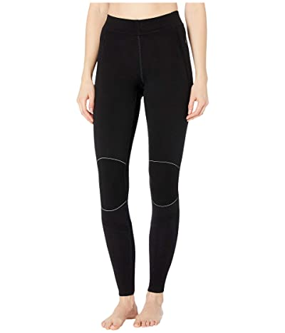 Smartwool Intraknit Merino 250 Thermal Bottoms (Black) Women