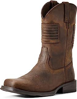 Men's Rambler Patriot Western Boot