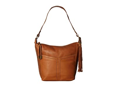 The Sak The 130 Bucket by The Sak Collective (Tobacco) Handbags