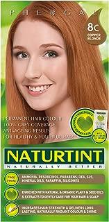 Naturtint Permanent Hair Colors 8C Copper Blonde