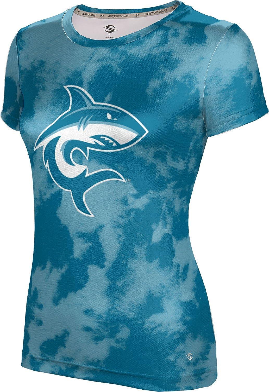 ProSphere Hawaii Pacific University Girls' Performance T-Shirt (Grunge)
