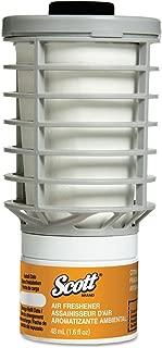 Scott 91067 Continuous Air Freshener Refill, Citrus, 48mL Cartridge (Case of 6)