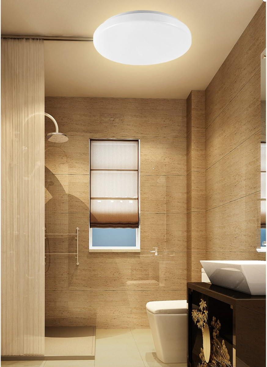 LE Wasserfest Deckenleuchte ersetzt 20W Glühbirne Warmweiß led ...