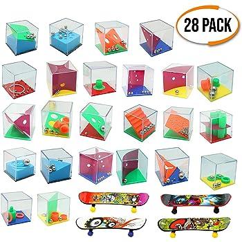 DISOK Lote de 24 Juegos de Habilidad - Juegos de Habilidad para ...