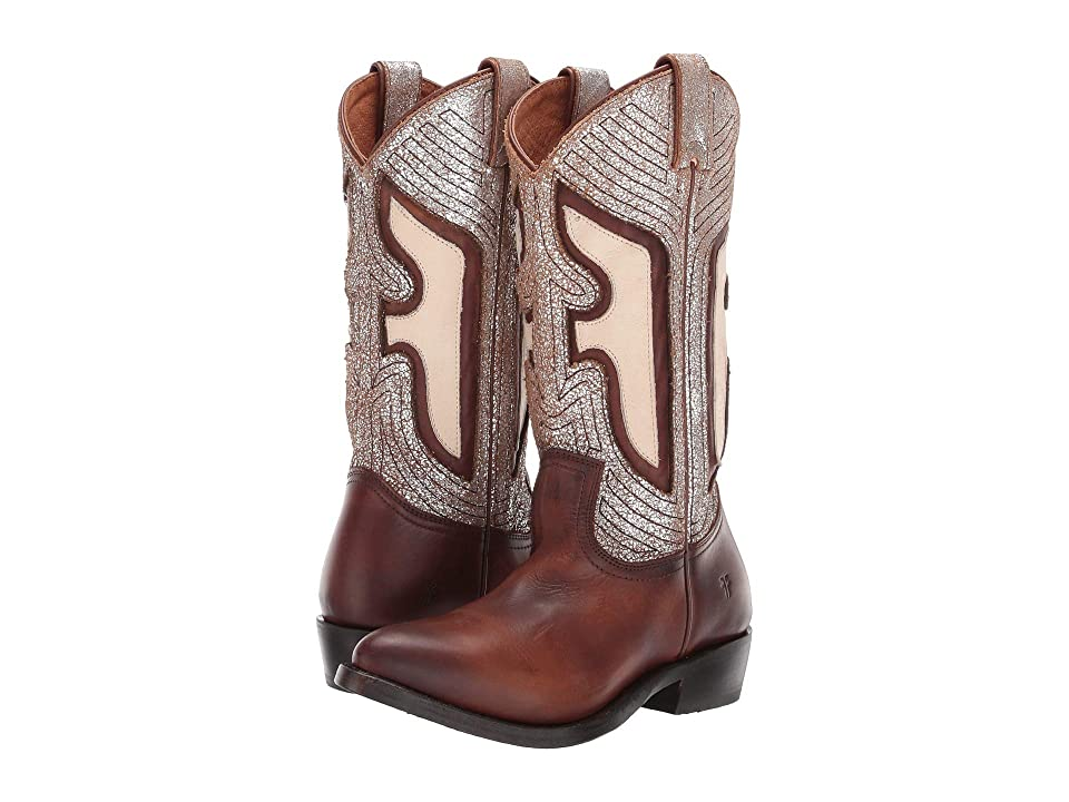 Frye Billy Underlay Pull-On (Cognac Multi) Women