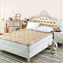 Mattress Portable Mattress for Daily Use Bedroom Furniture Mattress Dormitory Bedroom Comfortable and Breathab Down Cotton...