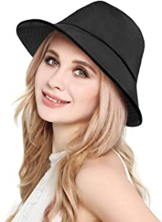 PHABULS Womens Hat, Classic Style Solid Color Hats & Caps for Women and Girls