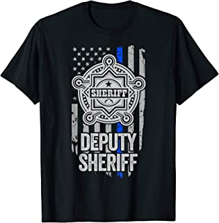 Best sheriff dept t shirts Reviews