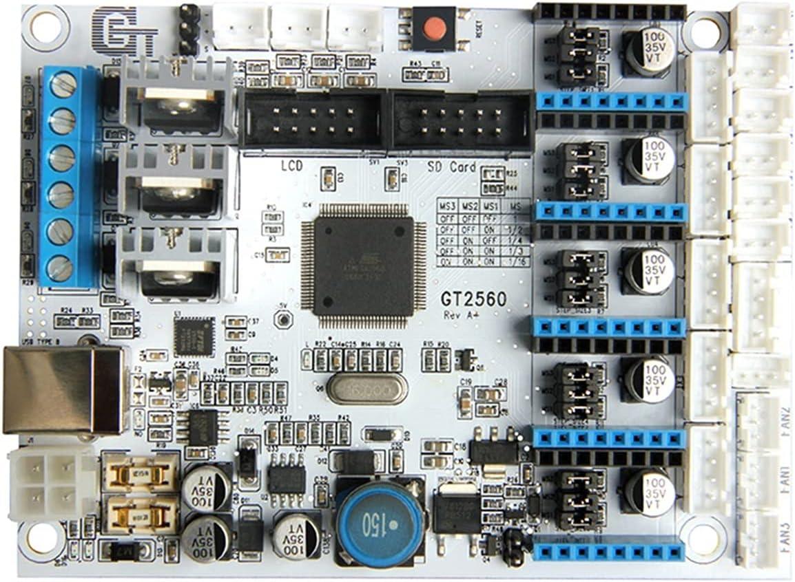 Huhu GT2560 3D Potencia de la Placa del Controlador de la Impresora Que MEGA2560 + Ultimaker y Ramps 1.4 + MEGA2560