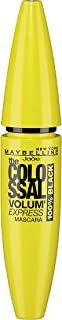 Maybelline New York Maybelline Colossal Volum' Express Mascara - 10.7 ml, 100% Black