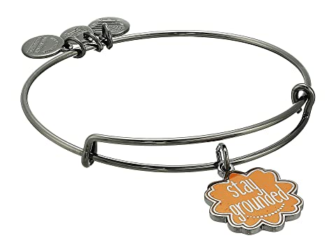 Words are Powerful Stay Grounded Bangle