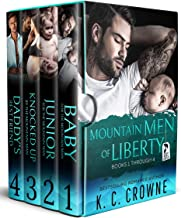Mountain Men of Liberty: A Contemporary Romance Box Set