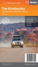 The Kimberley 1 : 1.000.000: featuring the Gibb River Road / Detailed 4WD traks / National parks / Camping areas / GPS surveyed roads and tracks / Tourist info