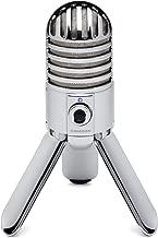Samson Meteor Mic USB Studio Condenser Microphone, Chrome
