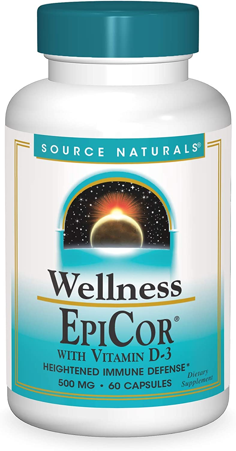 Source Naturals Wellness EpiCor with Sale item for Heightened D-3 Vitamin Popular shop is the lowest price challenge