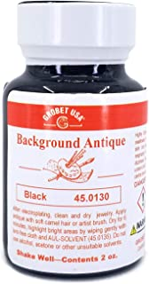 Background Antique for Jewelry Black 2oz