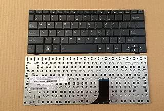 New keyboard for Asus EEE PC 1005HA (Seashell) 1008HA 1001HA 1001P 1005PR 1005HE series US Layout OK060102801M 09GO8301201M MP-09A33US-5283 9J.N1Q82.301 NSK-UF301 0KNA-192US13 V109762AS1 Black 1005HA