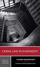 Crime and Punishment (First Edition) (Norton Critical Editions)