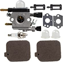 Best stihl bg 55 carburetor rebuild Reviews
