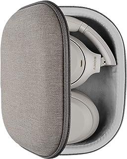 Geekria UltraShell Hoofdtelefoonhoes, compatibel met Sony WH-1000XM4, WH-1000XM3, WH-1000XM2, WH-XB910N hoesje, vervangend...