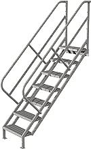 Best industrial access stairway ladders Reviews