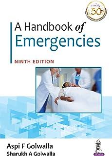 A Handbook of Emergencies (English Edition)