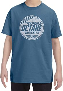 Caffeine and Octane Youth Size T-Shirt
