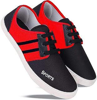 WORLD WEAR FOOTWEAR Men's (5011) Casual Sneakers Shoes