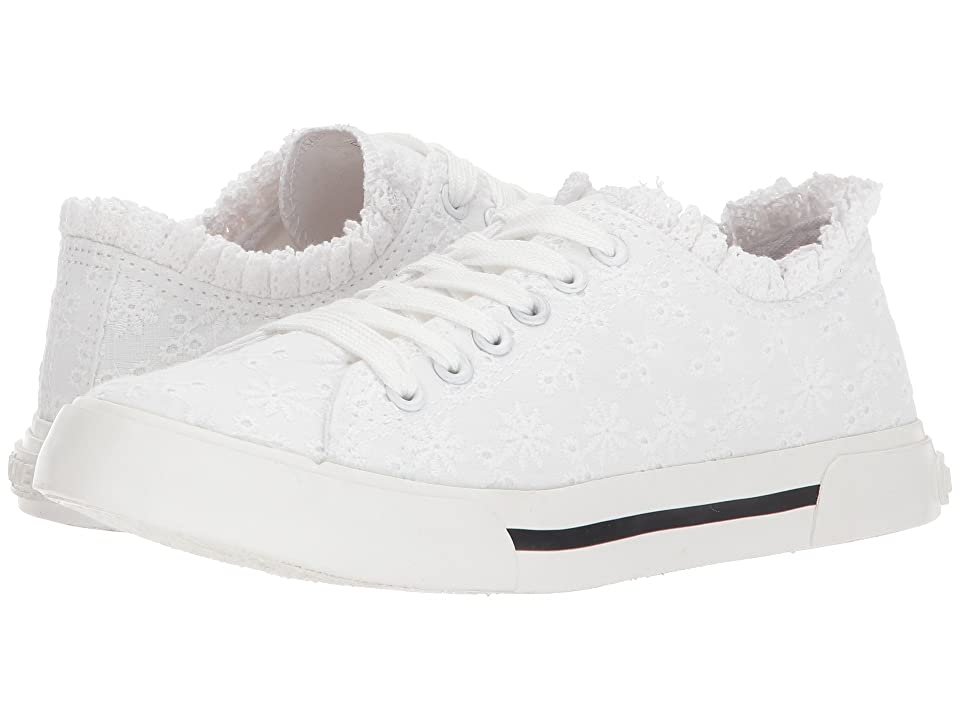Rocket Dog Jaybird (White Lucky Eyelet) Women