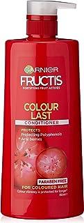 Garnier Fructis Colour Last Conditioner for Coloured Hair, 850ml