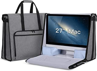 """Damero Carrying Tote Bag Compatible with Apple 27"""" iMac Desktop Computer, Travel Storage Bag for iMac 27-inch and Other Ac..."""