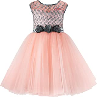 Toy Balloon Girls' Knee Length Dress