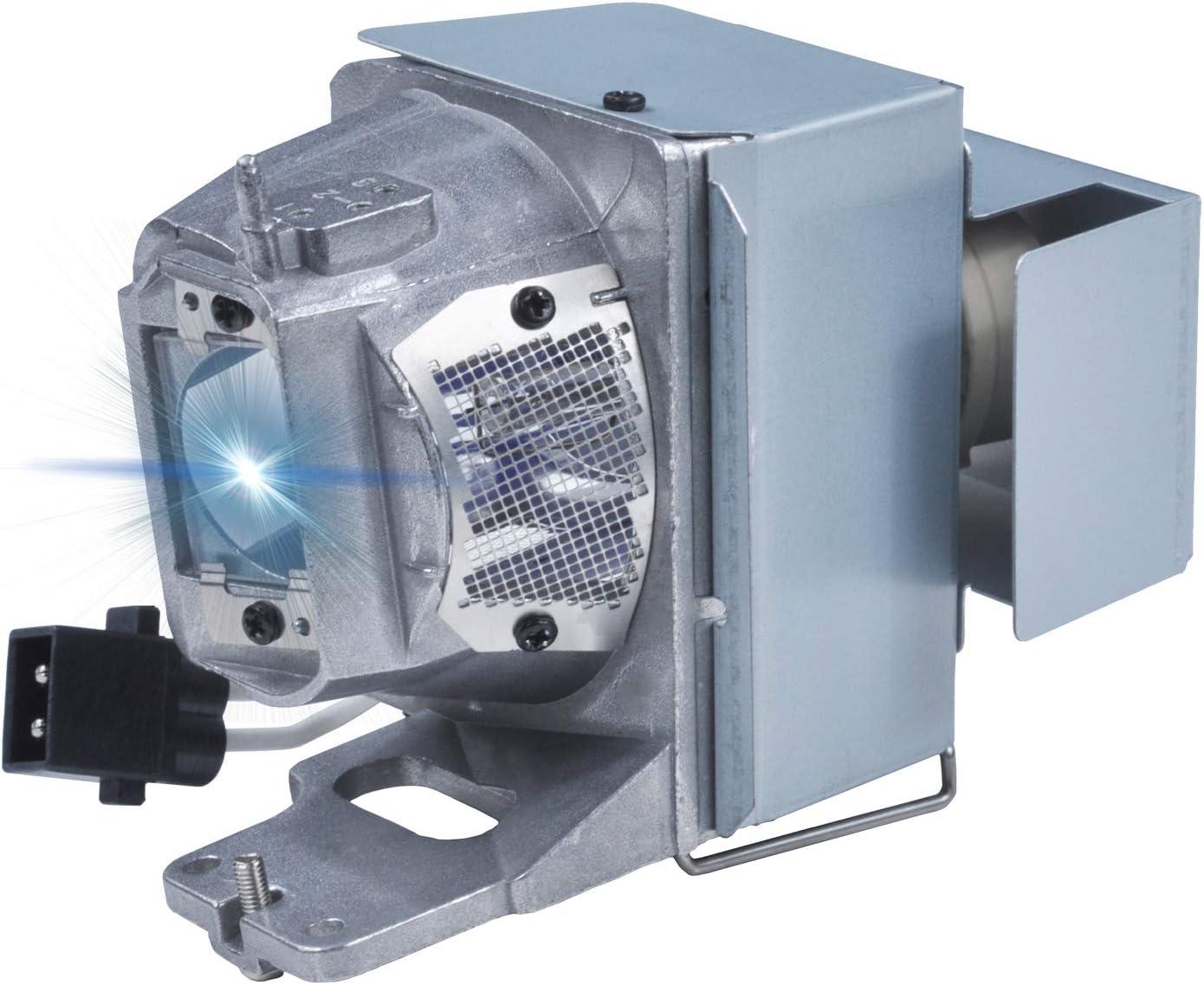 AWO Original Bulb Inside BL-FP240G / SP.7AZ01GC01 Replacement Lamp with Housing for OPTOMA DH350 EH334 EH335 EH336 EH337 HD143X HD144X HD270e HD27e WU335 WU337
